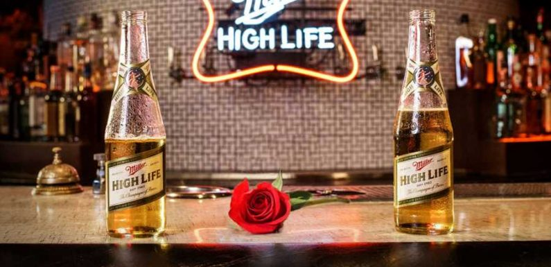 Miller High Life Will Pay for One Lucky Couple's Bar Tab for Life — Here's How It Could Be You