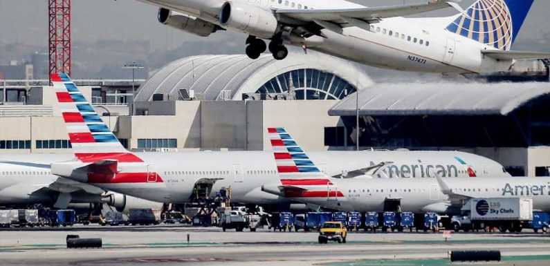 U.S. Airlines toBegin Contact-Tracing Programs for International Travelers