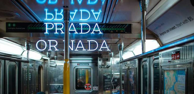 Diet Prada's New Neon Signs Are Inspired by the Fashion Capitals of the World