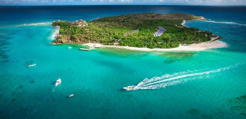 Richard Branson's Necker Island Has Officially Reopened — and It's More Luxurious Than Ever