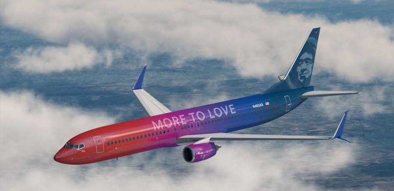 Alaska Airlines Is Giving Away 100 Flights to Reunite Couples Separated by the Pandemic
