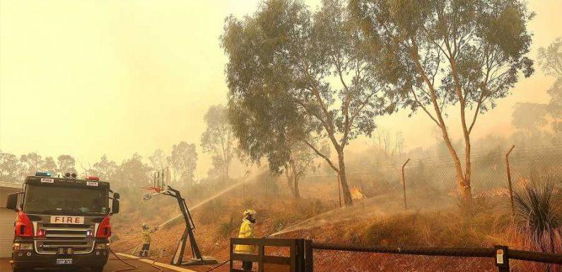 Australia Is Once Again Battling Bushfires, Complicating COVID-19 Lockdown Protocols