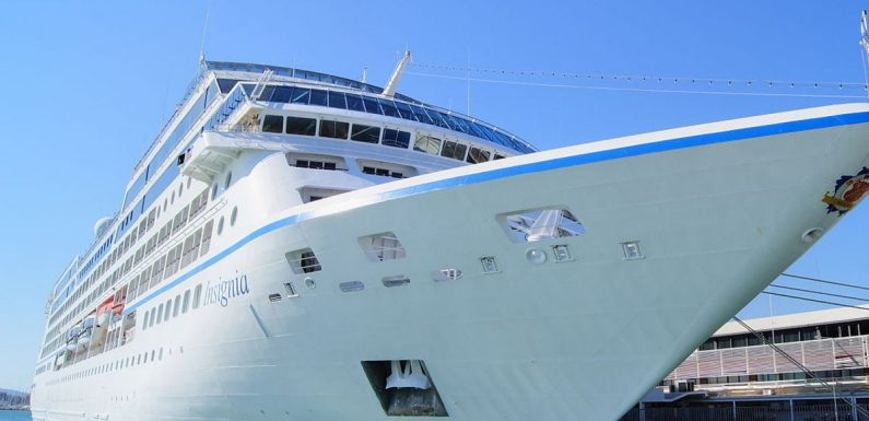 Six month cruise costing £38,000 sells out in one day