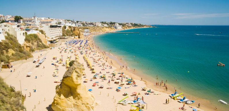 Portugal could welcome Brits for holidays from May with no vaccine needed