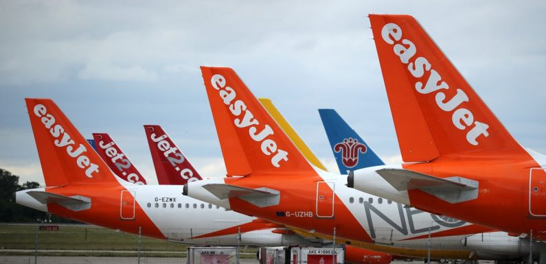 EasyJet introduces 'protection promise' for anyone with a holiday booked in 2021