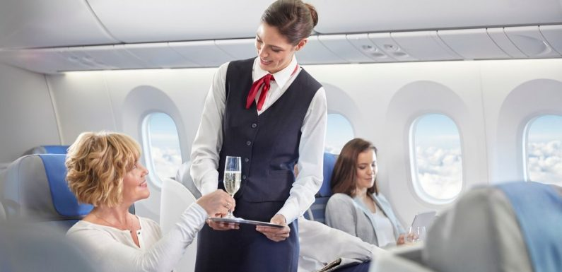 Flight attendant shares secret code name for passengers they fancy onboard