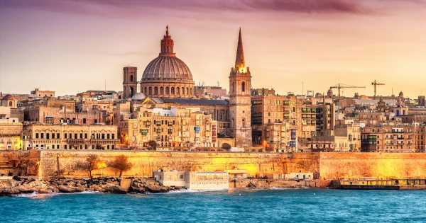 Malta announces it'll welcome back Brits – but only if they're vaccinated