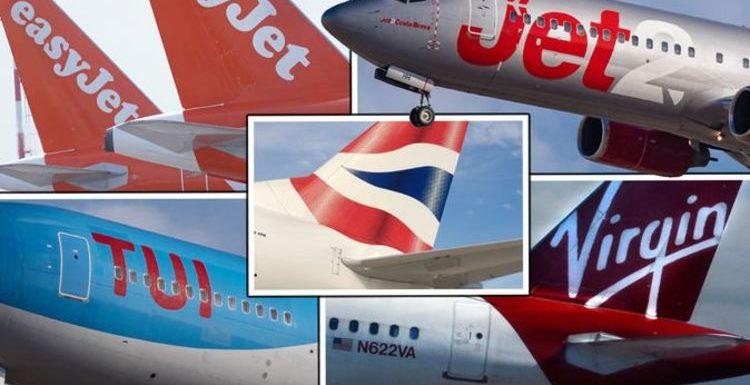 Package holidays: TUI, easyJet, BA, Jet2 & Virgin Holidays latest updates as bookings soar