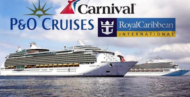 Cruise holidays: P&O Cruises, Carnival Cruises, Royal Caribbean and more latest updates