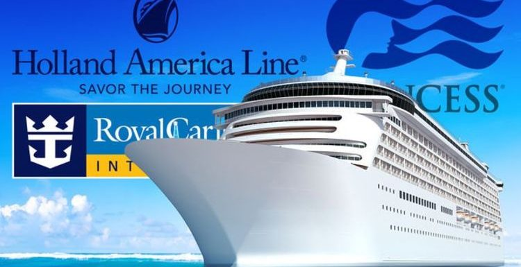 Cruise: Royal Caribbean, Princess Cruises and Holland America extended cancellations