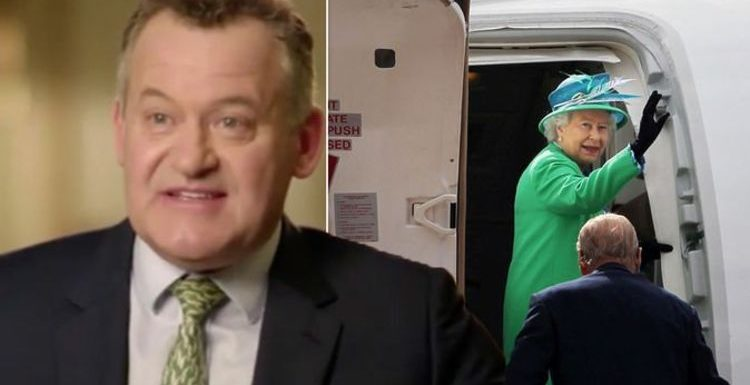 Royal travel: Paul Burrell unveils Queen Elizabeth's 'most wonderful way of travelling'