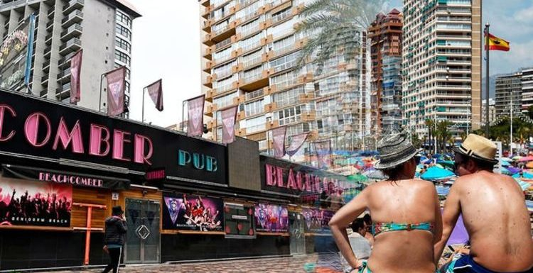 Benidorm expat says resort has had 'major shift in mindset' about British tourists