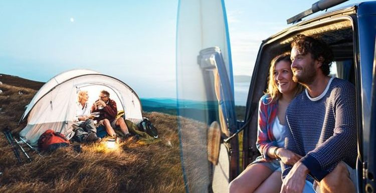 Camping & caravan holidays: 'Fantastic' benefits of alfresco trips as bookings surge 130%