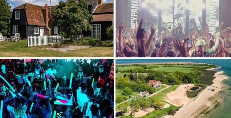 Partygoers have brand new festival staycation to look forward to as restrictions ease