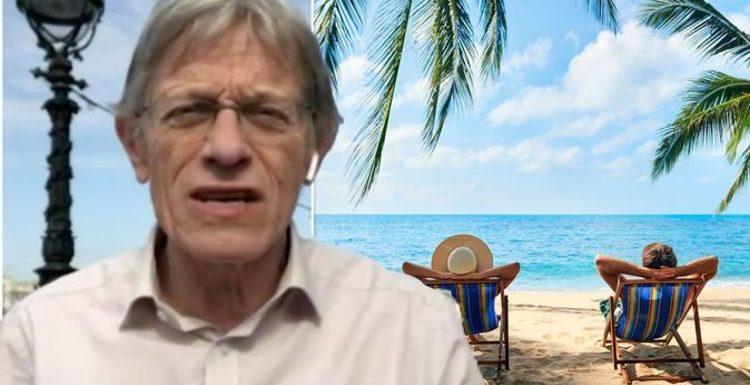 Simon Calder warns no summer holidays will cause 'immense grief' & predicts restart date