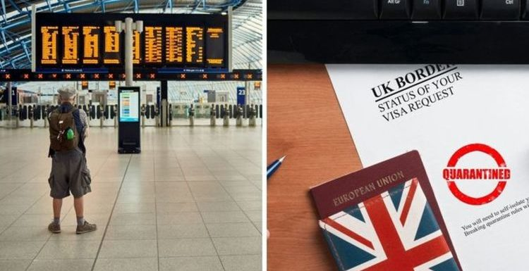 Holidays abroad illegal: Can you travel with a vaccine passport?