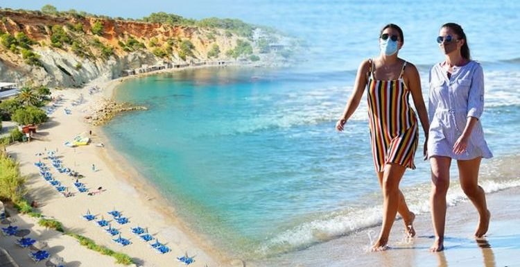 Spain holidays: Huge U-turn over mandatory mask law after holidaymakers outraged