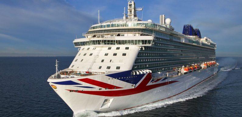 P&O announces return of cruises this summer as lockdown measures loosen