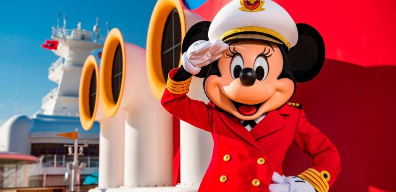 Disney Cruise Line offering new 'staycation' trips setting sail this summer