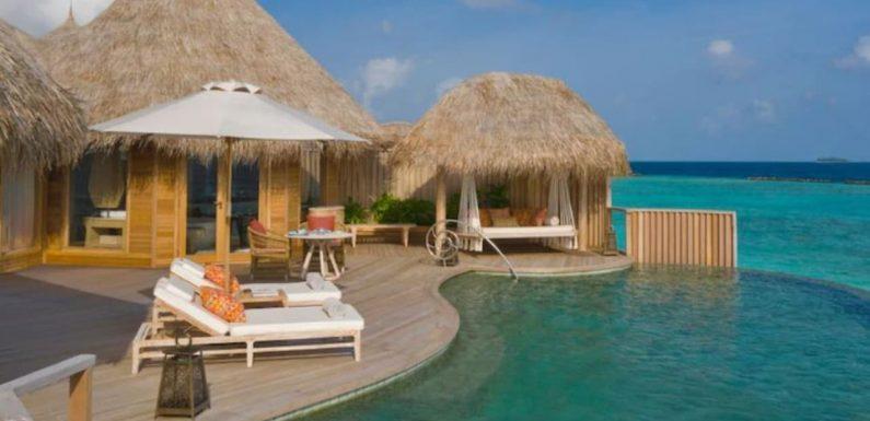Nautilus Maldives resort costs $1m to rent for VIP treatment