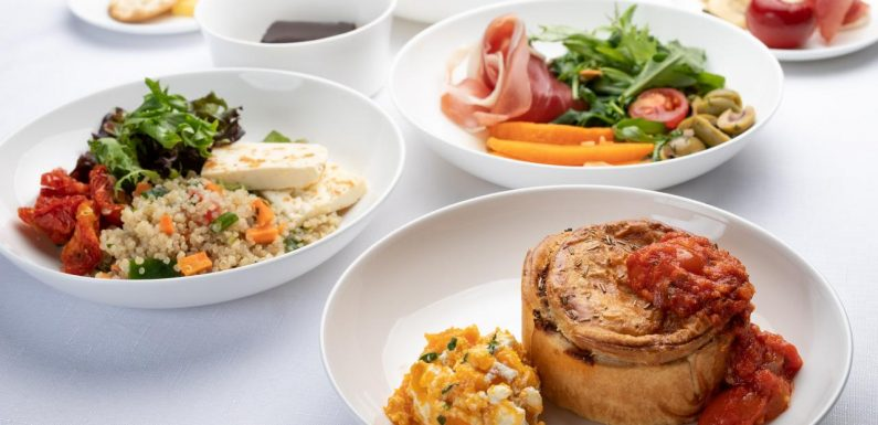 Virgin Australia unveils new business class menu after scrapping free food