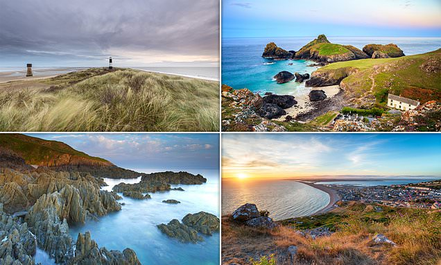 The UK's most breathtaking peninsulas