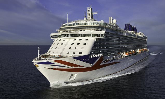 P&O Cruises to offer Britons a series of staycation 'escape' trips