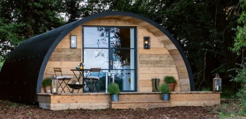 Five of the most popular Airbnb homes in the UK