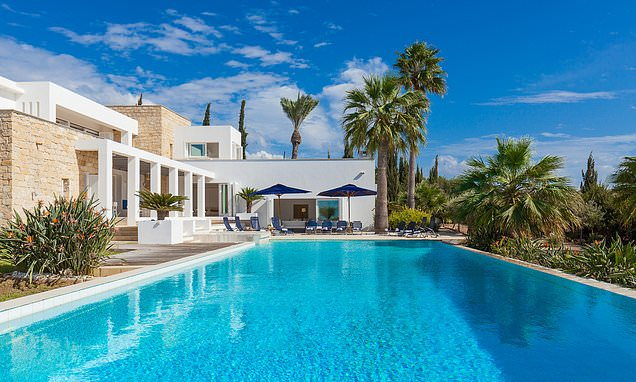 The best villas in Cyprus to book for a post-lockdown holiday