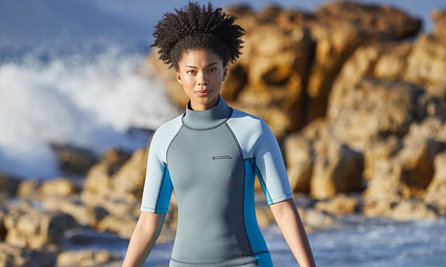 Wild swimming makes a splash with wetsuit searches up 495%