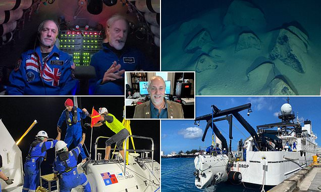 Richard Garriott has been to space, both poles and the Mariana Trench