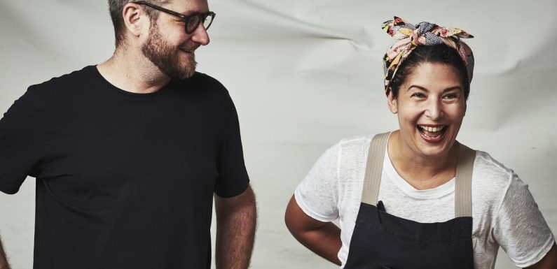 Australian and New Zealand chefs launch Taste Buds cookbook with best of each country's food