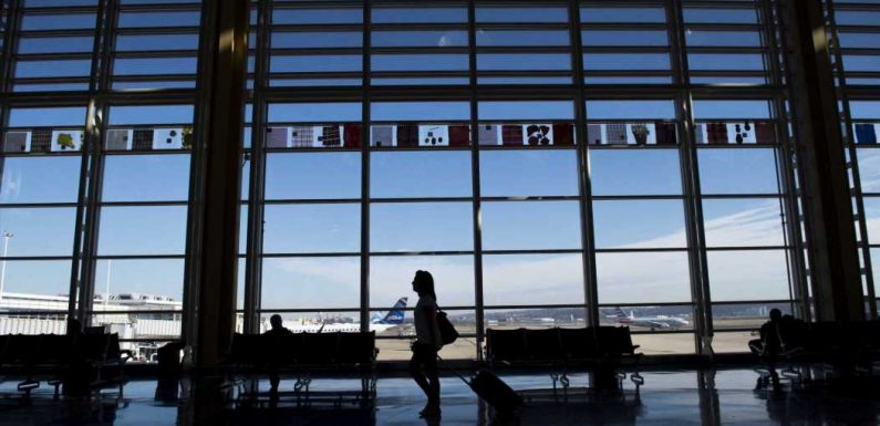 The TSA screened more than 1 million flyers per day for the last 10 days