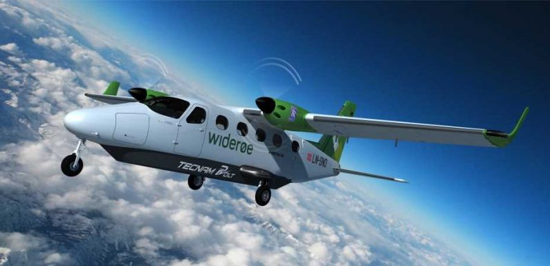 Rolls-Royce and Scandinavian airline Widerøe say they can have an electric plane in service by 2026