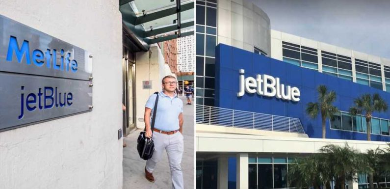 'New York's hometown airline' JetBlue considers moving jobs to Florida