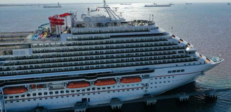The demand for a spot aboard a cruise ship is expected to outweigh supply, according to UBS analysts