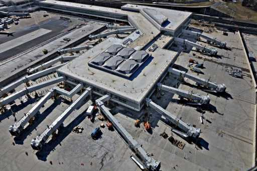 National Airport set to open new 14-gate concourse, spelling the end for D.C.'s most-dreaded gate