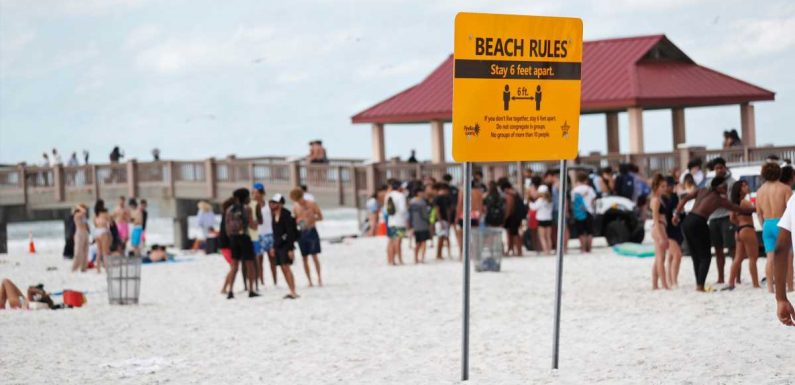 Can you travel safely for spring break? Dr. John Torres answers your questions