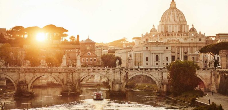 The Joy of Seeing Rome Anew