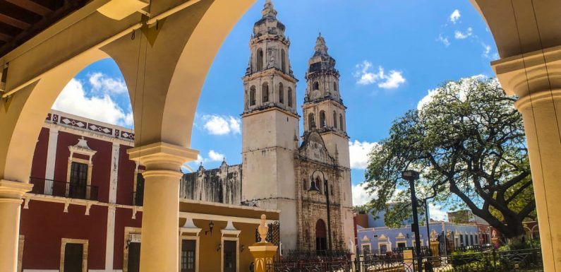 Skip Cancun and Take This Epic Road Trip Across Southern Mexico