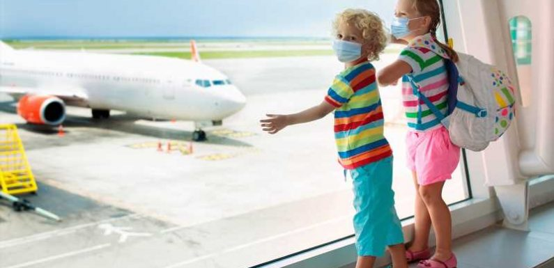 Do kids need to get the COVID-19 vaccine before traveling?