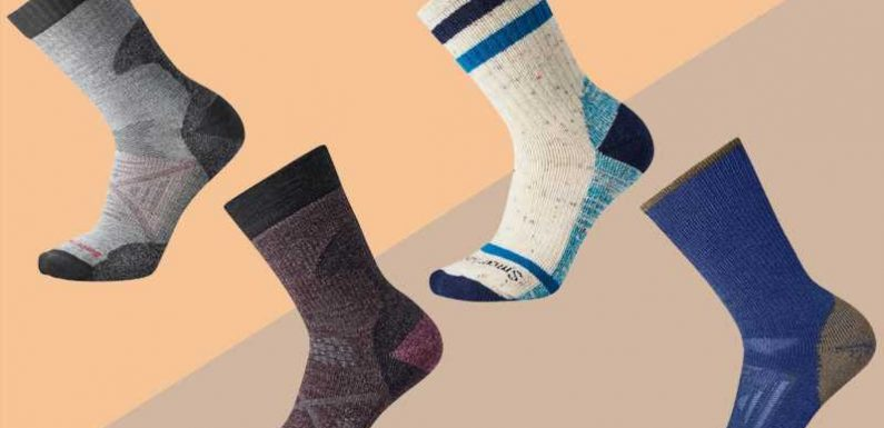 Shoppers Call These the 'Best Hiking Socks on the Planet' — and You're Going to Want One in Every Color