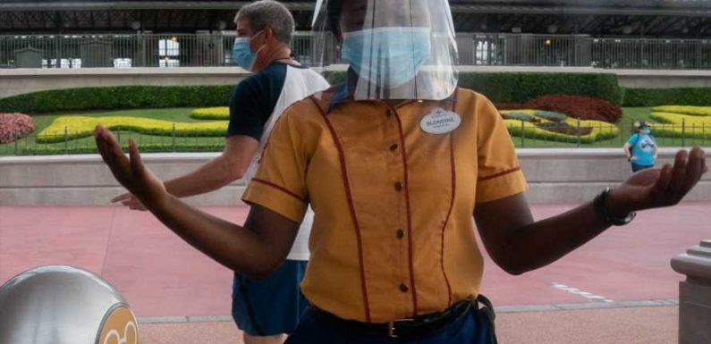 Disney World guests with COVID rage spit and yell at resort staff trying to enforce safety guidelines, report says
