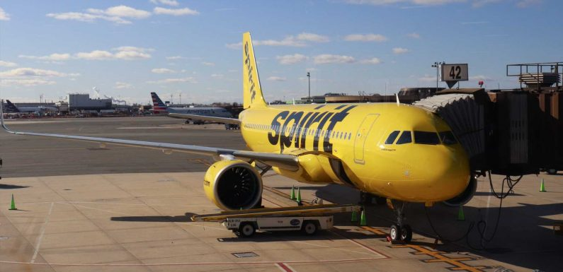 Spirit is launching summer flights between LaGuardia Airport and Los Angeles, but a decades-old rule is limiting them to 1 day per week