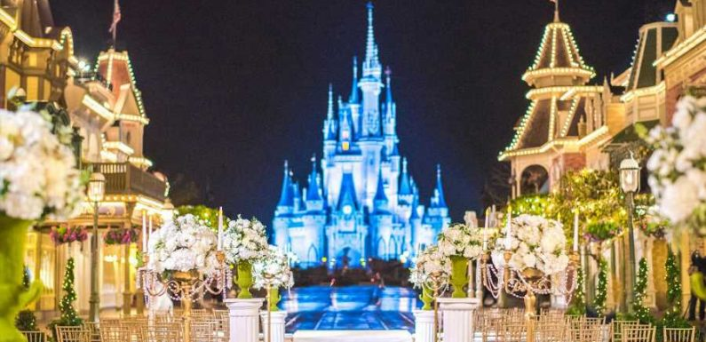 This Is What a Disney World Wedding Is REALLY Like (and How Much It REALLY Costs)