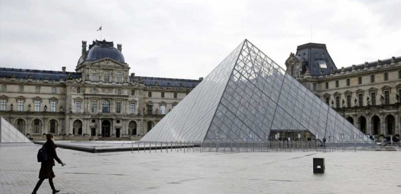 The Louvre Just Put Its Entire Art Collection Online so You Can View It at Home for Free