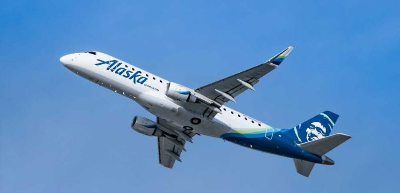 Alaska Airlines' Latest Sale Has Flights for 21% Off — but for a Limited Time Only