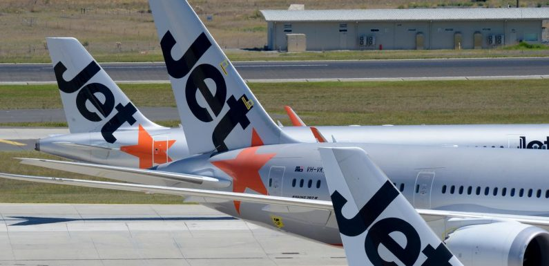 Flights slashed to $20 on Jetstar for today only