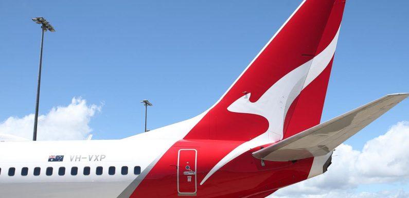 Qantas reveals new flight route