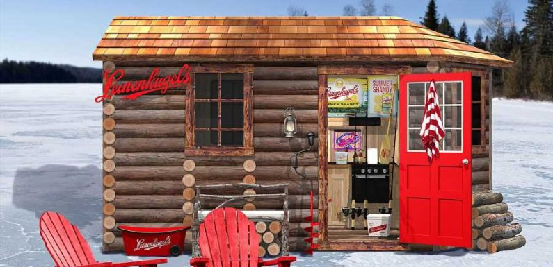 Here's Your Chance to Win a $50,000 Tiny Lake House and Yearlong Supply of Beer